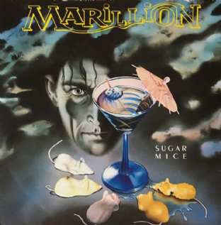 "Marillion ‎- Sugar Mice (7"") (G++/G++)"